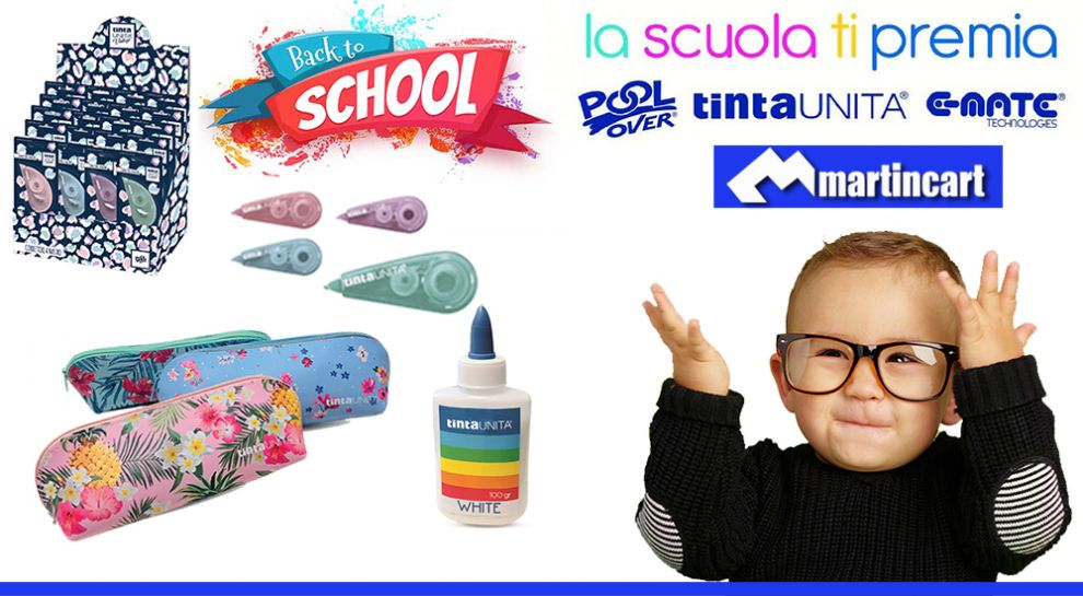 LA SCUOLA TI PREMIA BY POOL OVER