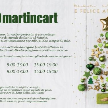 UN NATALE RICCO DI NOVITA' DA MARTINCART!